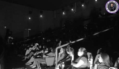 Fabricated City Block Screening in Manila crowd inside the cinema, photo credits JCW Ph FB page