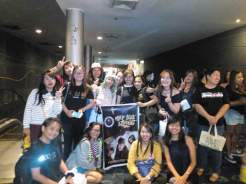 Ji Chang Wook Philippines Fabricated City Block Screening in Manila Group Photo (credits to owner)