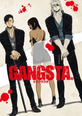 Gangsta. - Genres: Action , Drama , Seinen