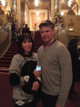 Gita and Paul took me to see the Illusionists at the Pantages. It was a great show, thanks guys!!