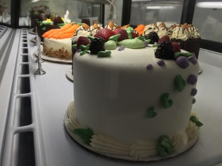 Glutenfree Berry Patch cake from Lilac Patiserrie