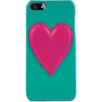 Bodhi Wear Your Heart Leather Case For iPhone 5