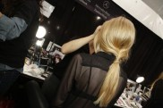 Backstage at Rachel Zoe RTW Fall 2013