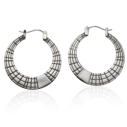 Inner Vision Earrings From Yantra Collection
