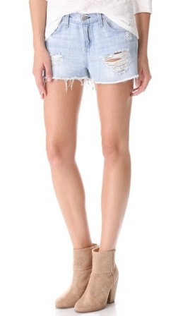 Rag & Bone:JEAN The Cutoff Shorts $165.00