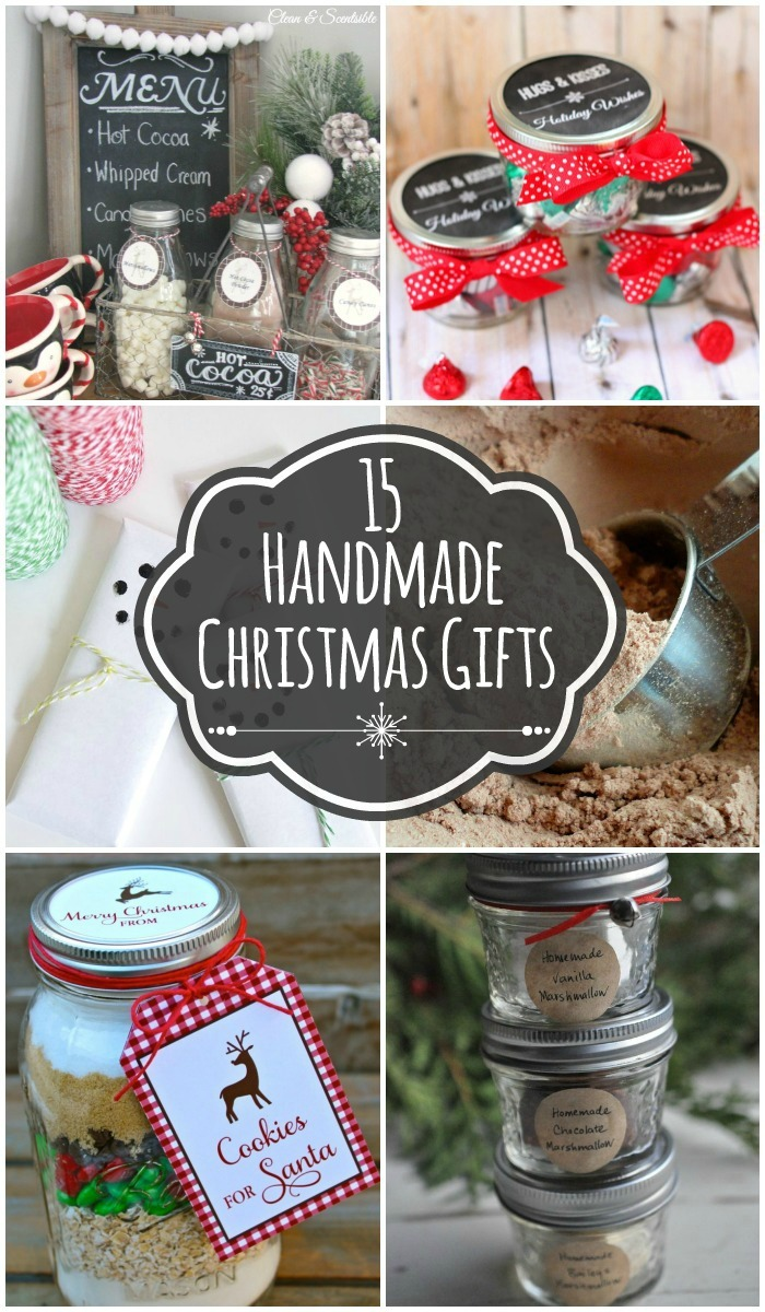 15 Handmade Christmas Gift – PinLaVie Com