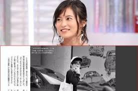 小島瑠璃子と村上信五の密会シーン(フライデー)