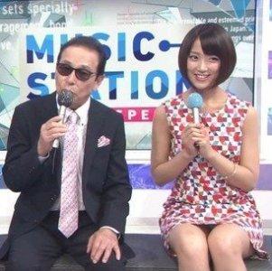 竹内由恵ミュージックステーション