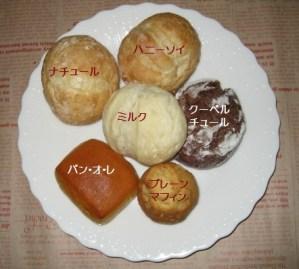 TBSあさチャン!の「冷凍パン」を試してみた♪