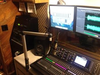 KURE's [small] production Studio C