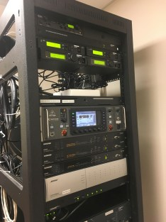 Installation of Wireless Microphones, reprogramming of a Bose Digital Signal Processor, and Installation of an X32 Rack at St. Joseph's Catholic Church in Winterset, Iowa