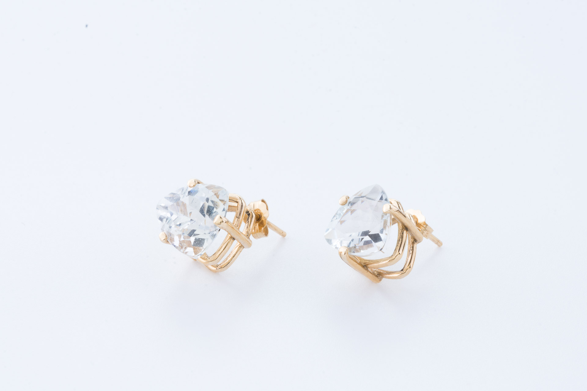 blue kloiber earrings and gold item diamond white jewelry jewelers topaz