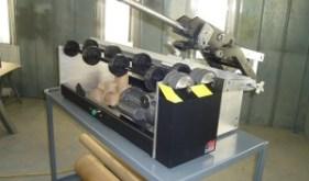 Cardboard Core Cutting Machine