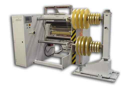 Cleanroom Tangential Shear Slitting Machine