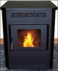 Pinnacle Multi-Fuel Corn Stove