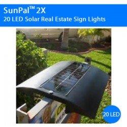 Solar Real Estate Lights Pinnacle Sign Company