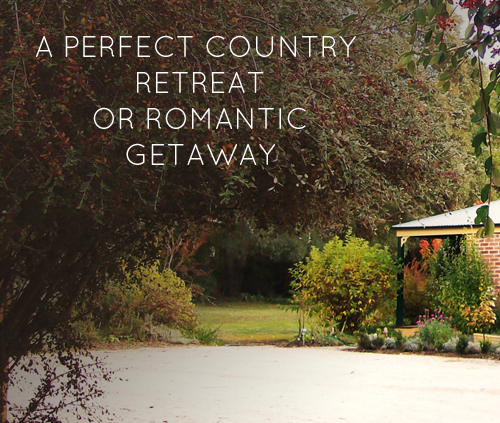Pinn Cottage Bed And Breakfast Accommodation Crookwell