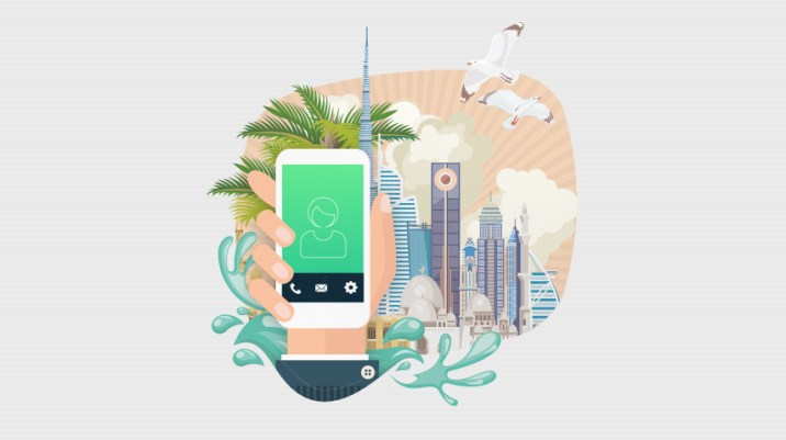 How to Make International Calls with a Free App in UAE thumbnail