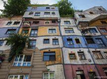 Why you should visit Hundertwasser haus in Vienna ...