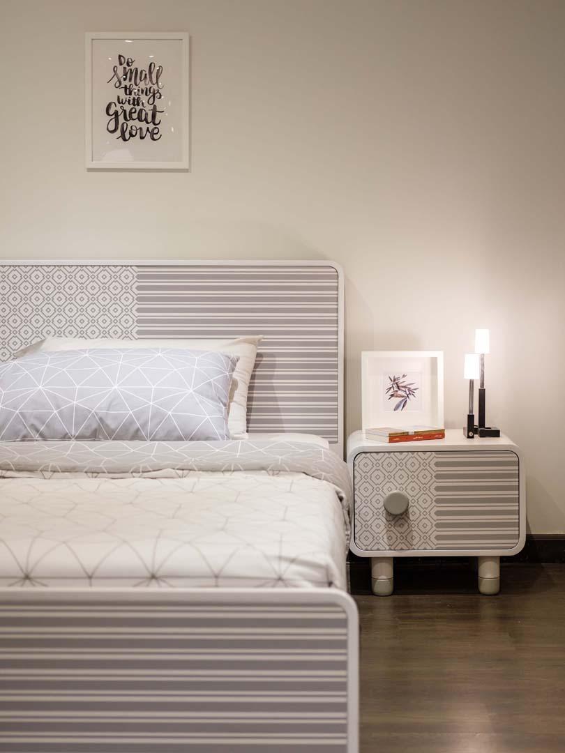 Safari bedroom - Pinocchio furniture