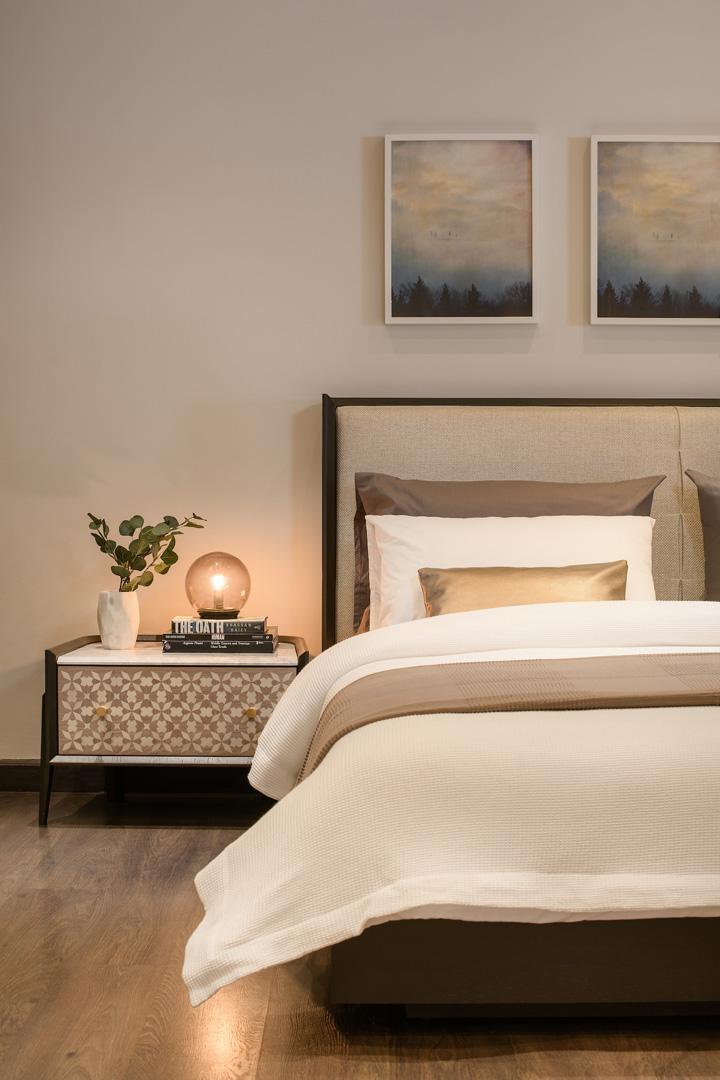Master bedroom - Pinocchio furniture