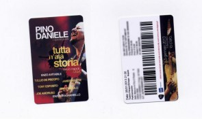 PINO DANIELE CARD (Limited Edition)