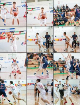 BROTHERS & SISTERS IN BASKETBAL
