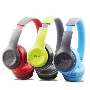 2020 New Design P47 Wireless Bluetooth Headphone 5 0 EDR With FM Radio Function