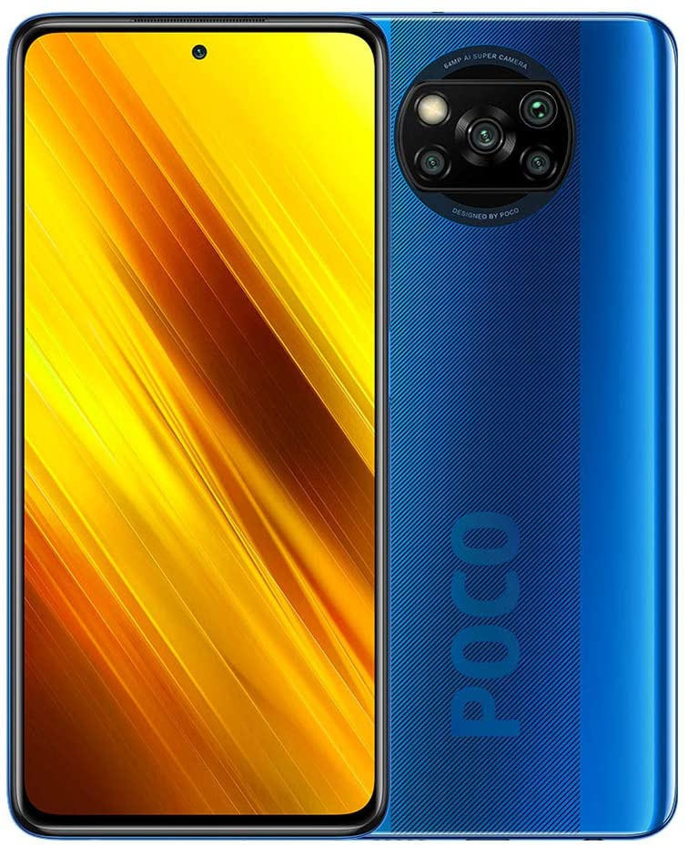 Celular Xiaomi Poco X3 NFC 1