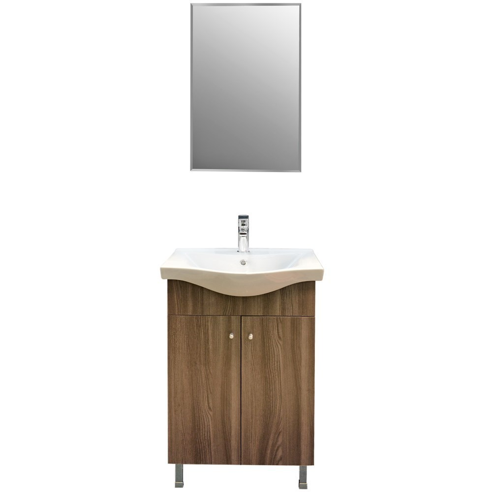 Mobilje tualeti melamine kafe 222186 3