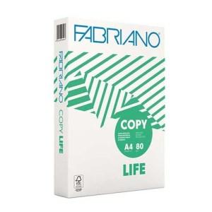 Fleta Formati Fabriano Leter e ricikluar Copy Life A4 80g m2 OLAA00300