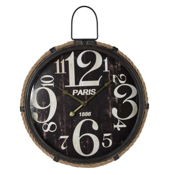 Ore muri PARIS Dia.47 cm struktutre metalike 24878 1