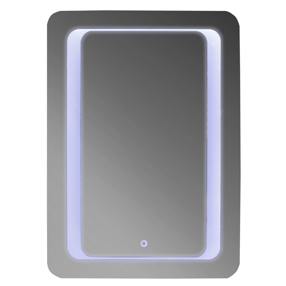 Pasqyre me LED 50X70 cm ndezjafikja me prekje 220815 2