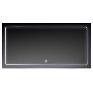 Pasqyre me LED 80X40 cm ndezjafikja me prekje 220817 2