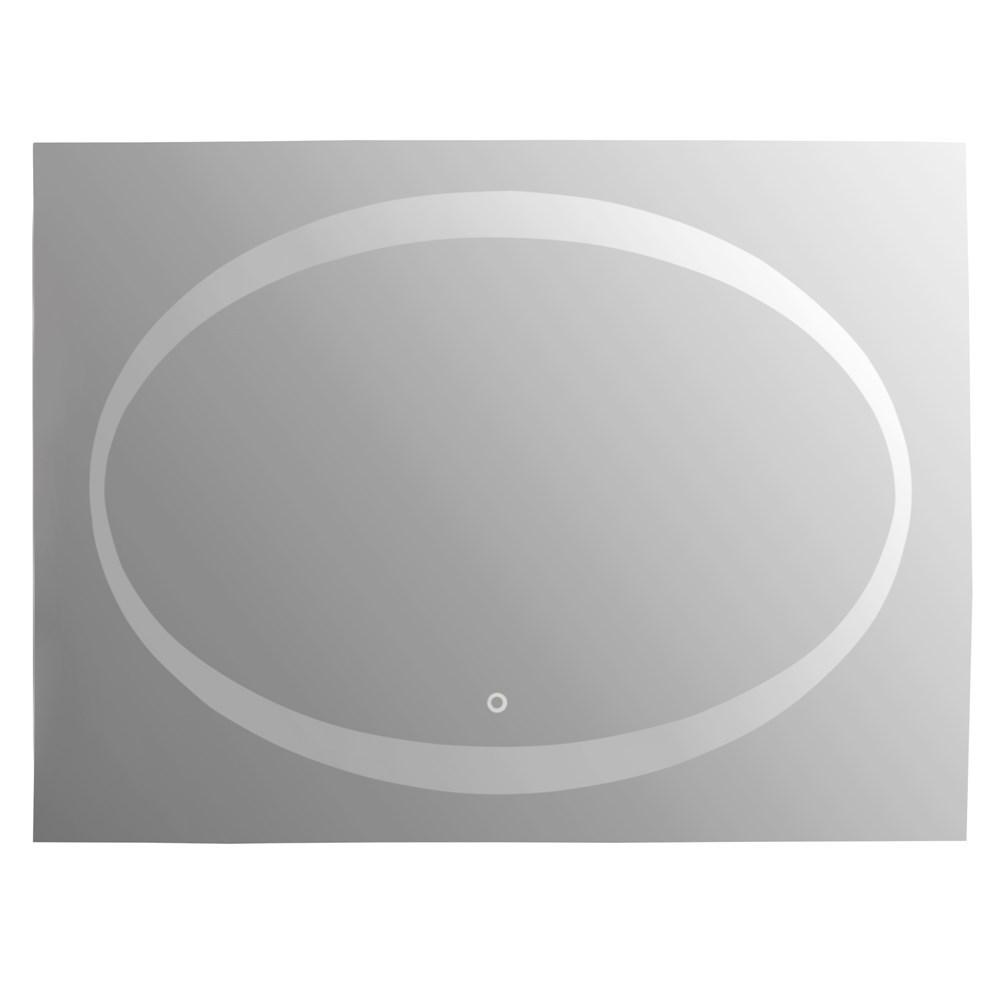 Pasqyre me LED 80X60 cm ndezjafikja me prekje 220813 1