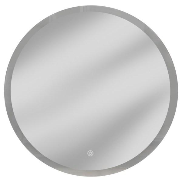 Pasqyre me LED 80x80 cm ndezjafikja me prekje 222151 1
