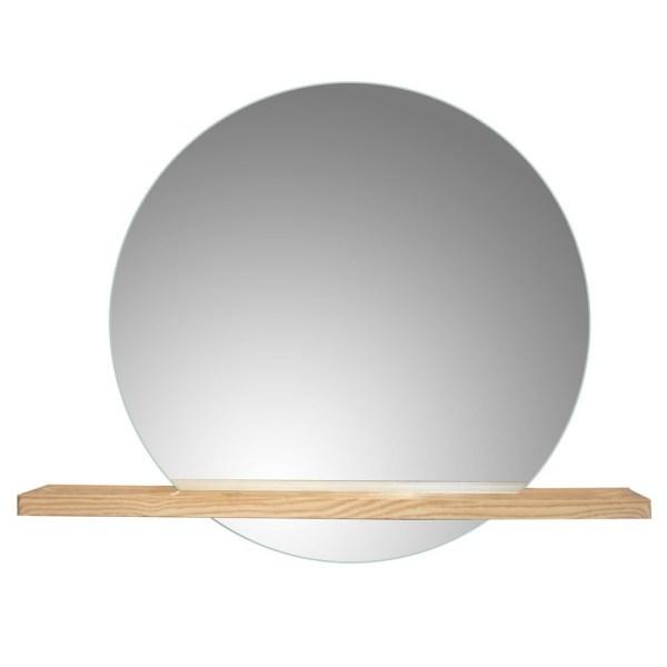 Pasqyre me ndricim LED sergjen MDF 6500K 5 mm 80x65 cm 224219