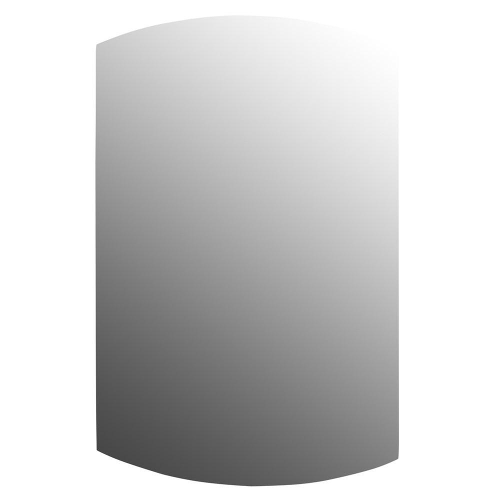 Pasqyre me rafte dhe skelet inoksi katrore 45x10.5xH65cm. 23180 2