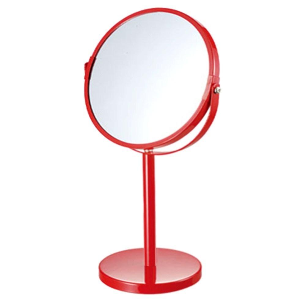Pasqyre statike me zmadhim11.8 cm e kuqe 23189 1