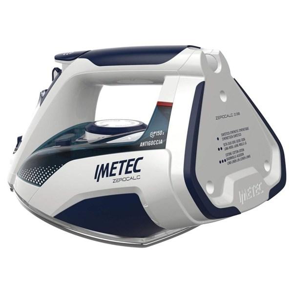 iron imetec 9246 2400w power 220 240v 300ml tank 150gmin stream stainless steel tile eco tecnology 3x zerocalc anti cure technology 2