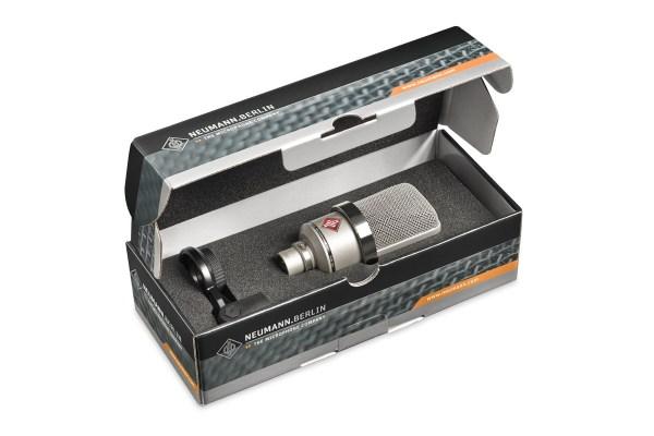 order supplement image zoom in TLM 102 Packaging Neumann Studio Microphone P 1