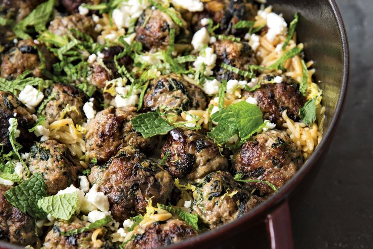 Lamb Meatball Recipe