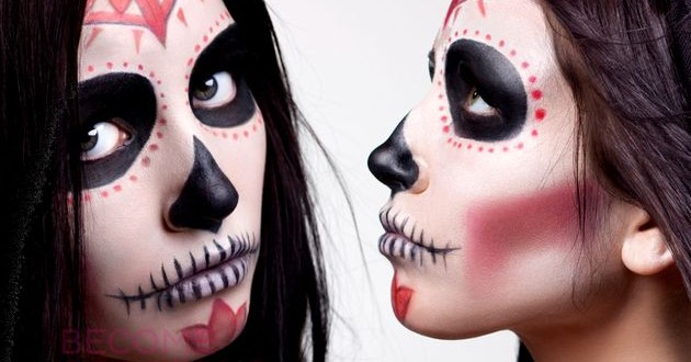 Easy Halloween Makeup Costumes