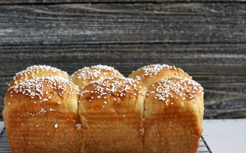 Sugared Cardamom Brioche Recipe
