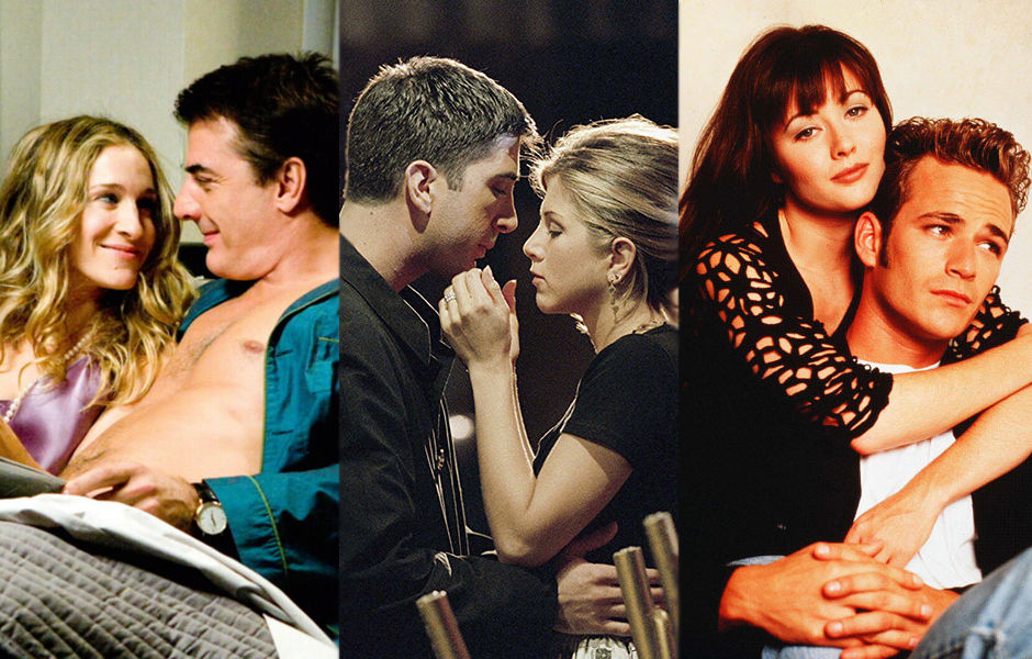 best TV couples ever