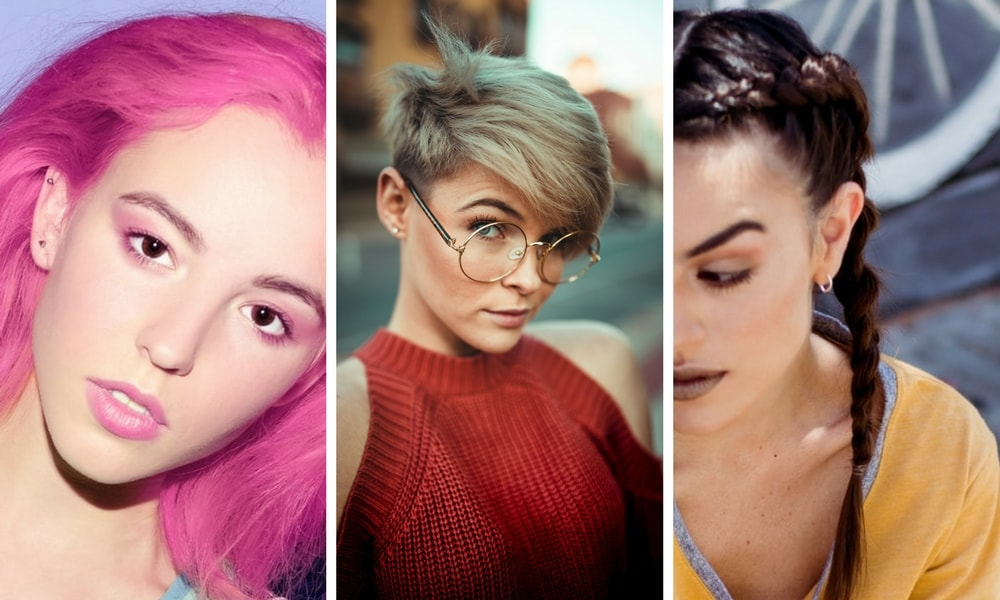 The Hottest Hair Trends for 2018