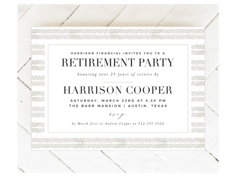 How To Throw A Retirement Party During Covid-19