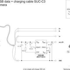 Usb Charging Cable Wiring Diagram Orbital For Ne Samsung Suc C3 Data And Pinout