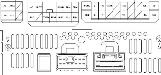 Lexus P6814 pinout diagram @ pinoutguide.com