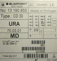 opel cd30 wiring diagram wiring diagram forward schematic circuit diagram vauxhall cd30 wiring diagram wiring diagram [ 918 x 928 Pixel ]